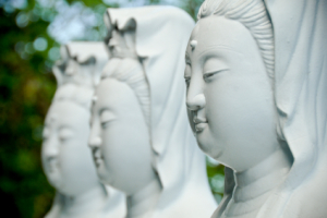 Female Buddhist Statues