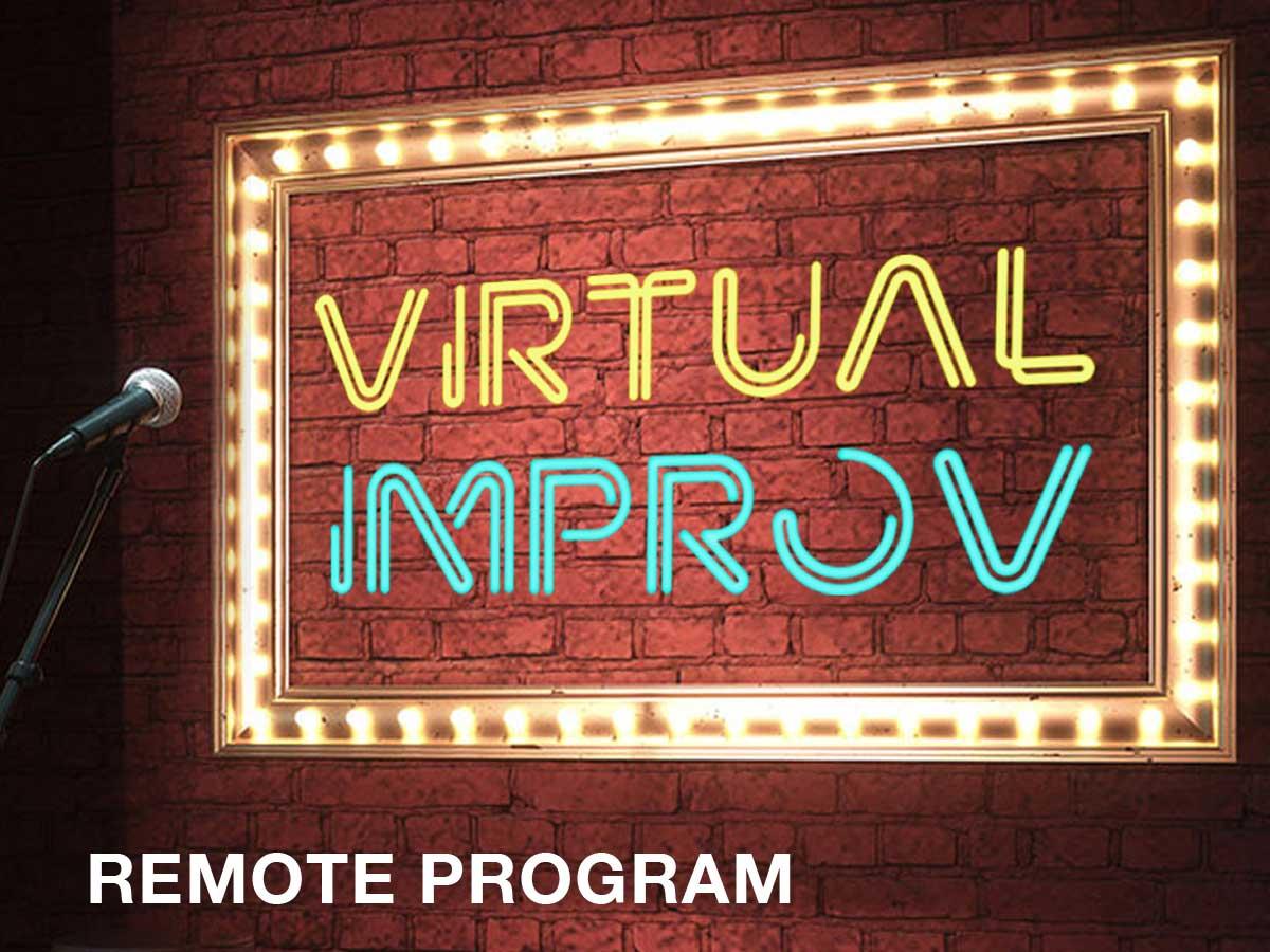 virtual improv